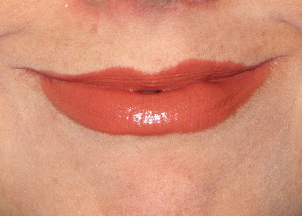 Smashbox's Be Legendary Lipstick in Honey Swatch
