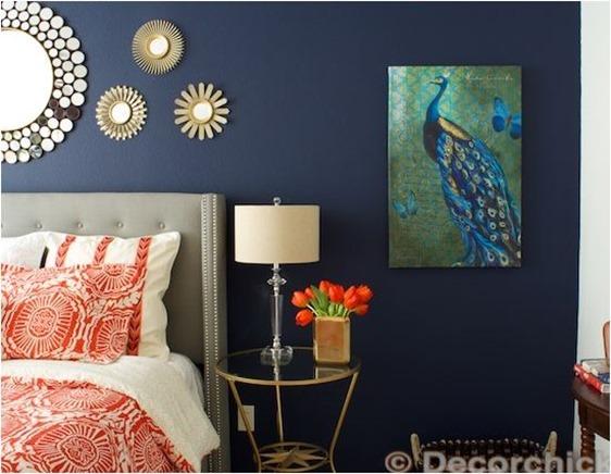 Blancoroto: azul navy