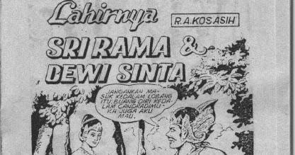 Download Komik Ramayana ~ Kesenian Indonesia,Melestarikan ...