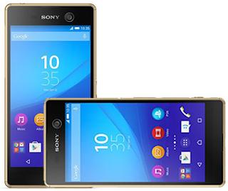 harga HP Sony Xperia M5 terbaru