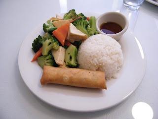 Dining: Anna's Vegan Cafe on Stockton Boulevard
