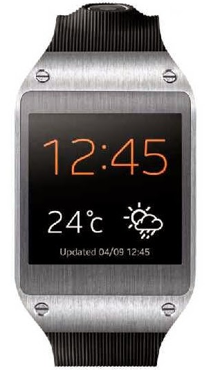 Jam Tangan Pria Samsung Galaxy Gear Smartwatch