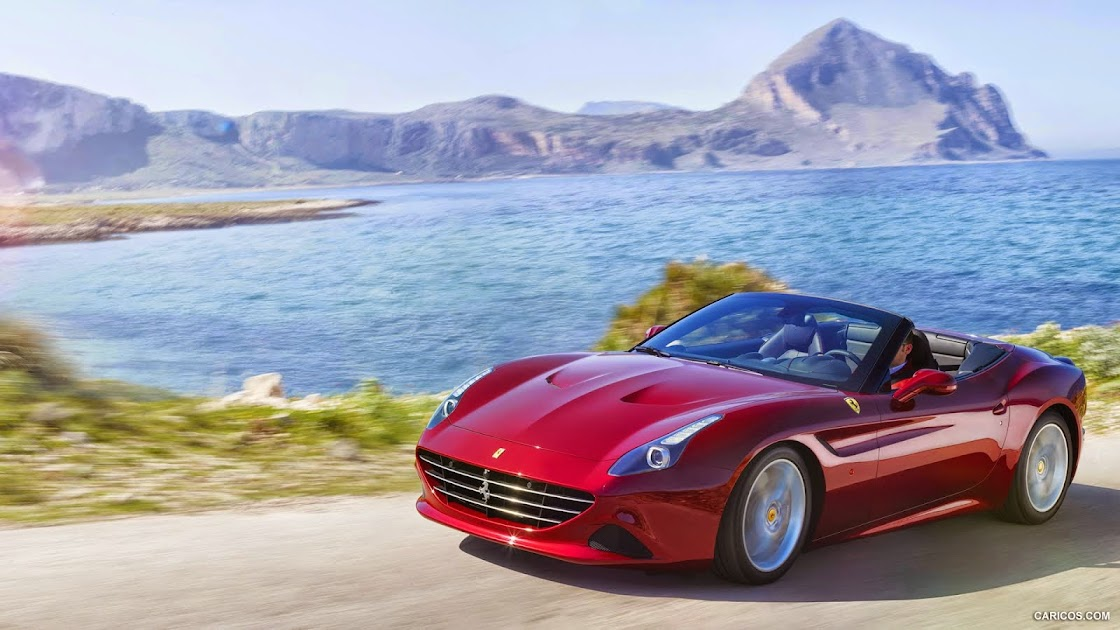 The Ferrari Project - The New Ferrari California T