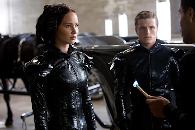 The Hunger Games trailer and photos