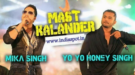 Mast Kalandar (Mika Singh & Honey Singh) HD Mp4 Video Song