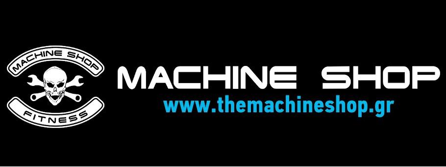 Machine Shop Fitness