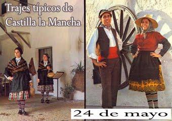 Cuenca en trajes típicos