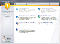 Comodo Firewall screenshots