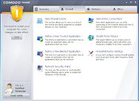 Comodo Firewall screenshots