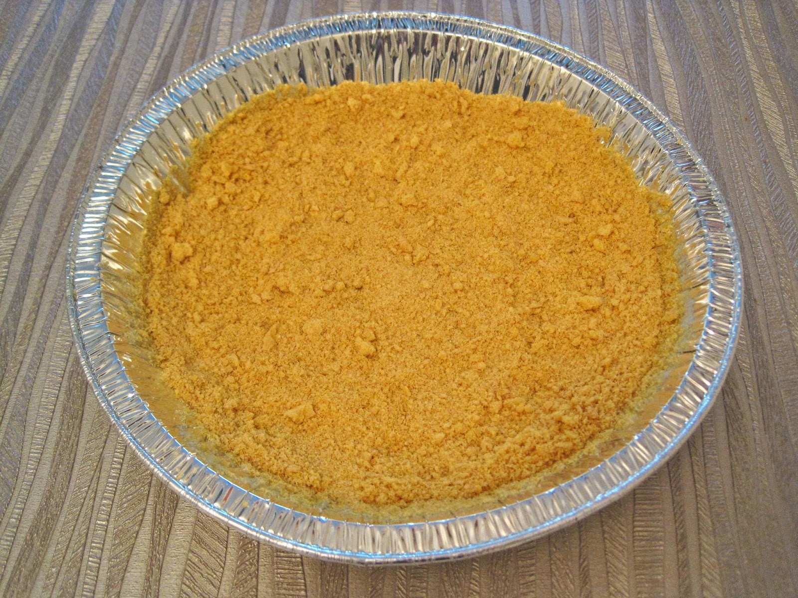 Peanut Butter Cheesecake Crust - Veega Vegan Blog