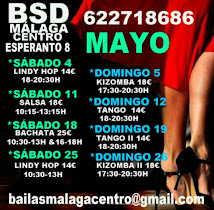 DOMINGO 16 JUNIO, ROCK & LINDY EN BSD BAILAS MÁLAGA CENTRO.