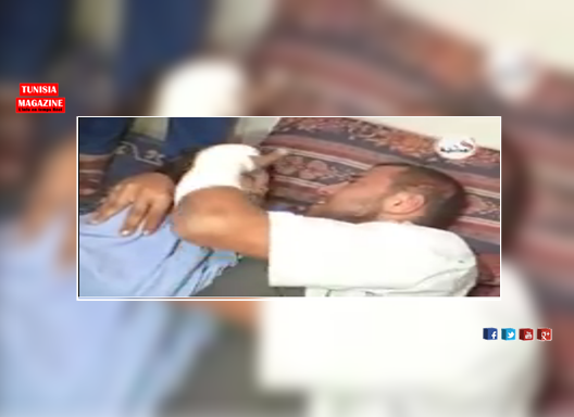 غزة :  فيديو تقشعر له الابدان  اب  يبكي دما على استشهاد ابنته