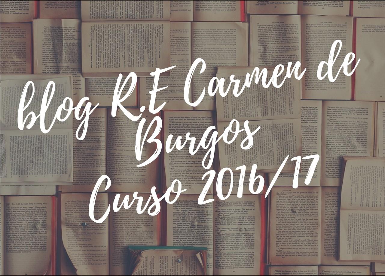 R.E Carmen de Burgos