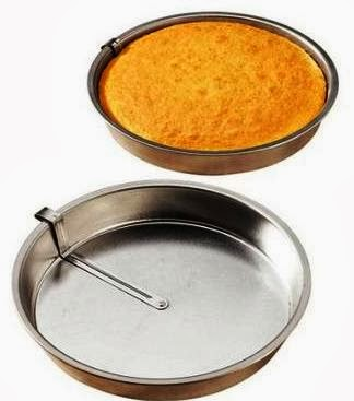 I Ve Been Hunting High And Low For This Cake Pan With Its Handy Cutter Bar Finally Found It