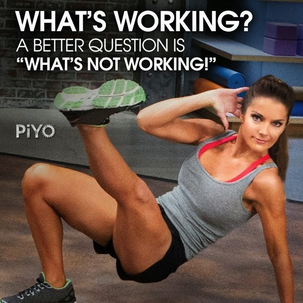 piyo, piyo live, piyo workout