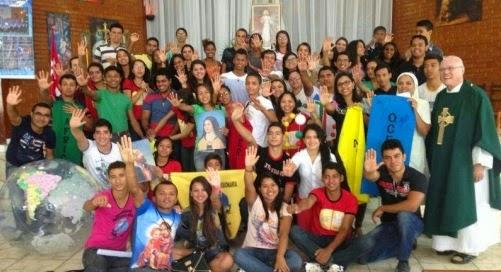 Tocantins tem novo coordenador da Juventude Missionária