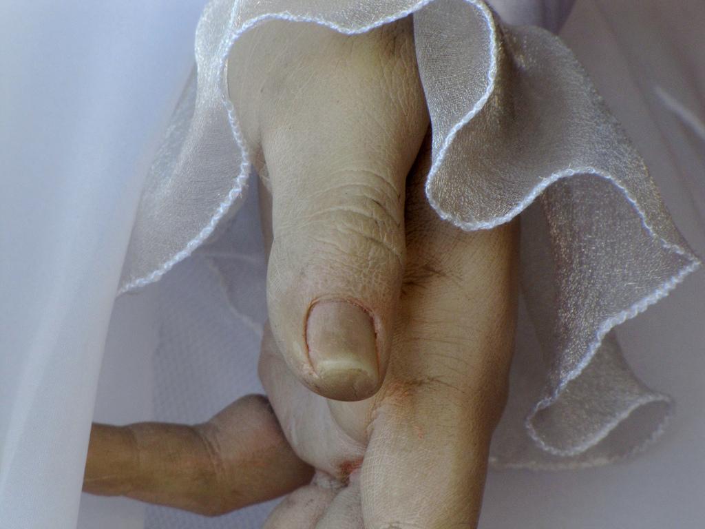 Close mão Pascualita