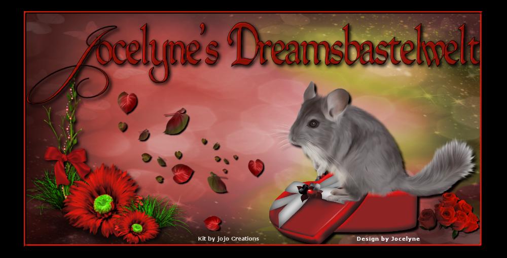 Jocelyne's dreams-bastelwelt