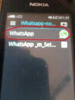 whatsapp for nokia phone