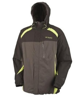 Columbia Mens Conundrum Valley Parka
