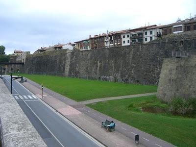 City Walls of Hondarribi