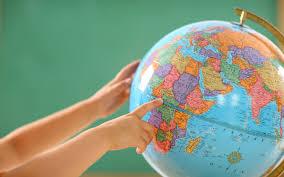 Тести ЗНО з географії