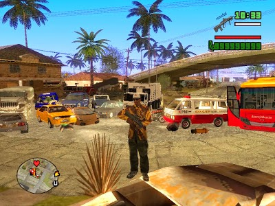 Download GTA Extreme Indonesia PC Game Full Version