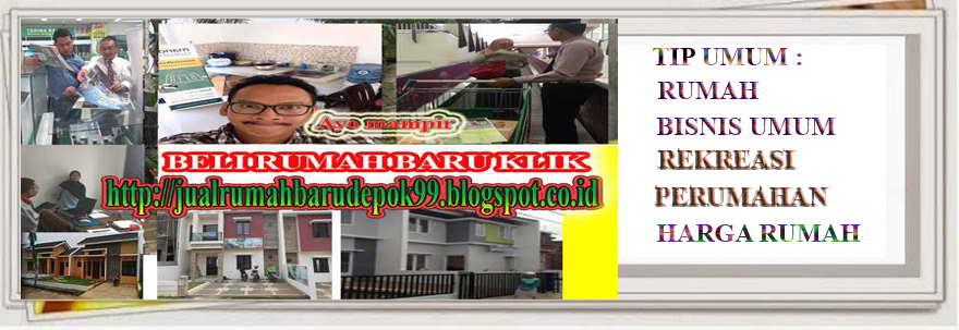 Rumah dijual Di Depok  | Jual rumah murah di Pamulang | Daftar perumahan Depok Pamulang Bekasi |