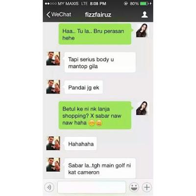 Sikap Fizz Fairuz