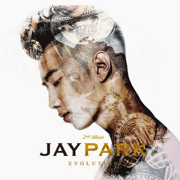 Jay Park (박재범) - EVOLUTION [2nd Album]