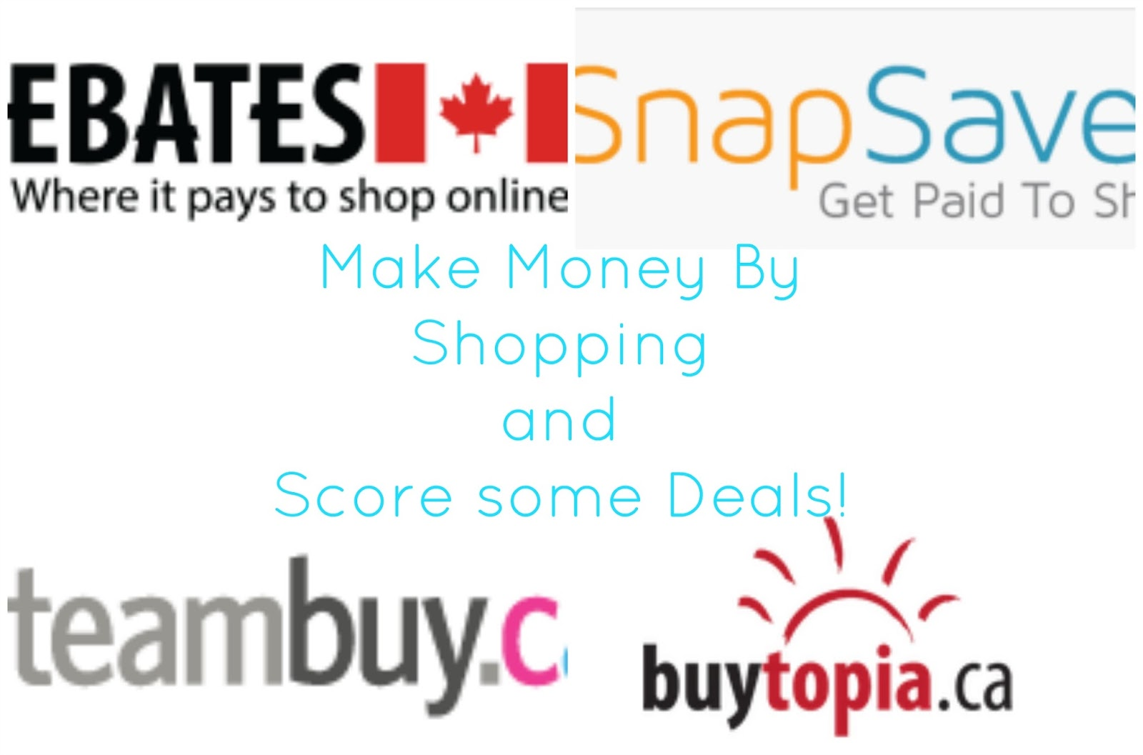 make money by shopping and deals