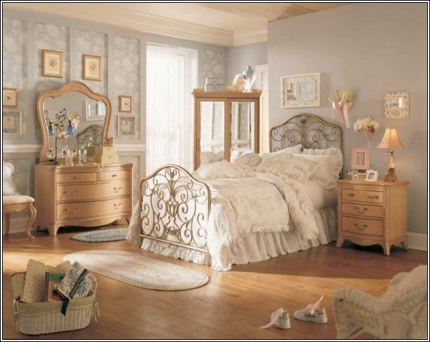 Chambre Vintage Fille With Chambre Vintage