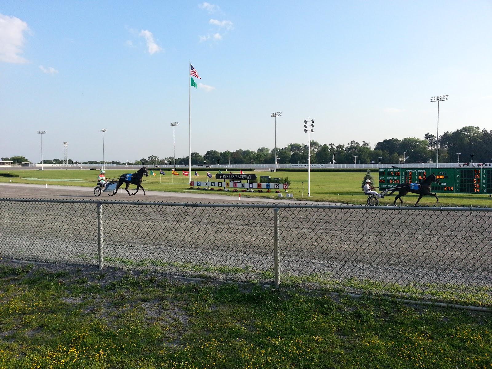 Yonkers raceway slots
