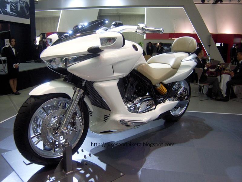 2009 Honda DN-01 & Wallpapers
