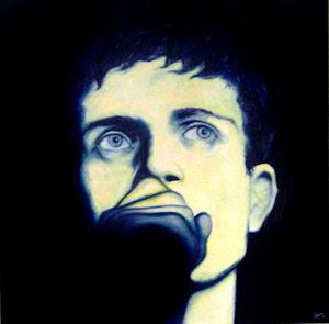 Ian Curtis - Desenho