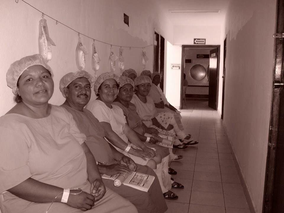 CURA: Cirujanos altruistas