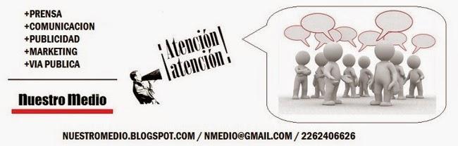 nuestro medio / consultora | prensa+comunicación+publicidad+marketing