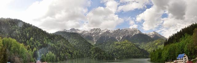 ВелоАбхазия 2014