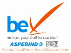 Alamat Agen/Gerai/Konter beX Cargo Wilayah Jakarta Selatan