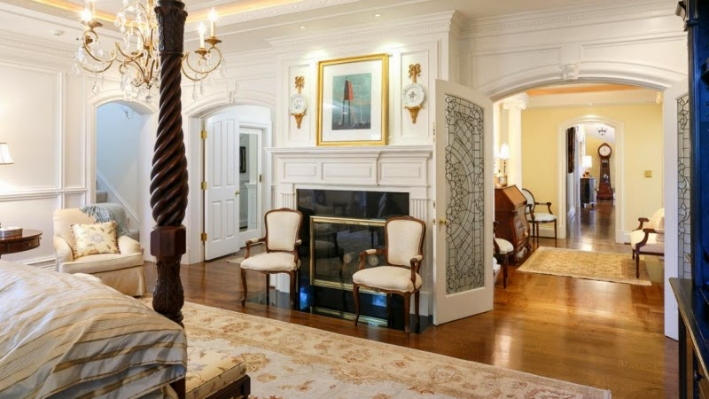 Best luxury home in anchorage kentuky united states for Well decorated bedroom