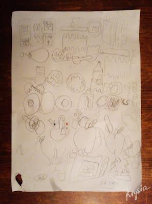 Krysia to uszyła - przepis na babeczki Karoliny (6 lat)