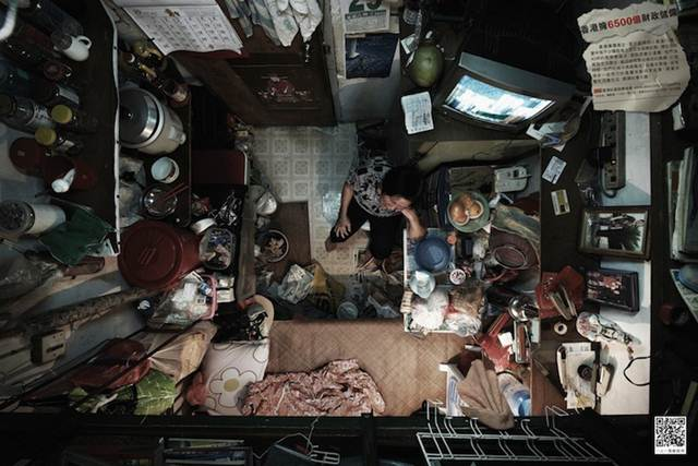 kehidupan-apartment-sempit-hong-kong