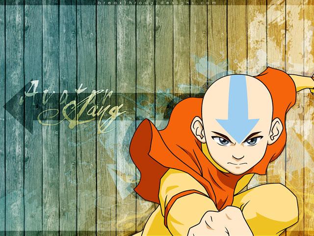 The Last Airbender - Avatar Aang