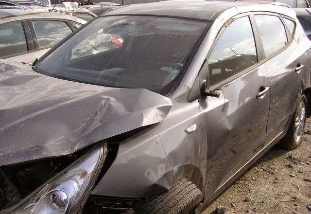 В разбор поступил Hyundai ix35 2012г.