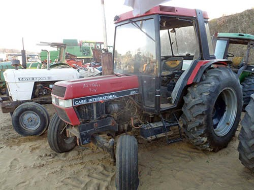 Case IH 895 tractor parts