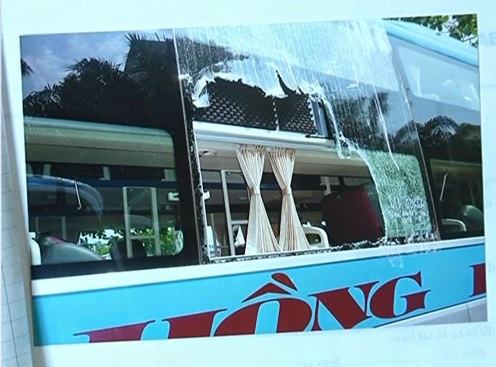 Gia Lai: Trừng trị thích đáng những hành vi ném đá lên xe ô tô trên Quốc lộ 14