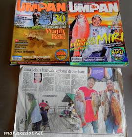 Kelong Ikan Popular Di Melaka!