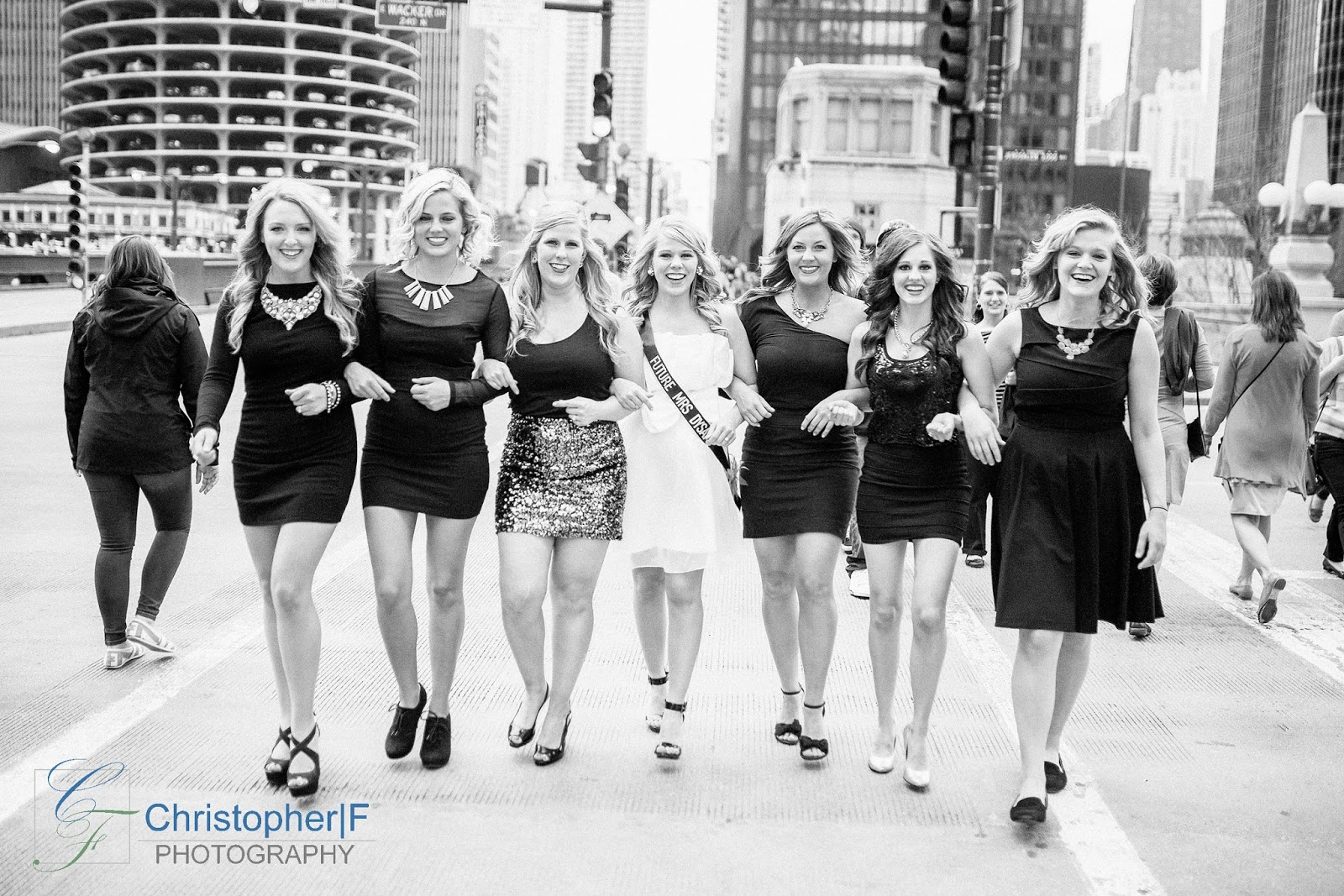 Chicago Bachelorette Photo Session