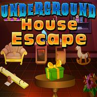 Ena underground house escape walkthrough for Minimalist house escape walkthrough