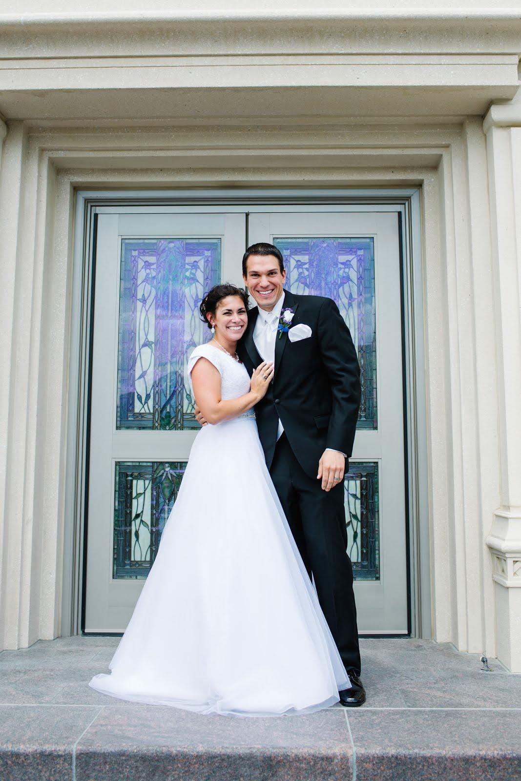 The Running Mormon: My Stargazing Themed Wedding
